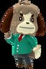 Super Smash Bros. Strife recolour - Isabelle 9