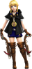 Super Smash Bros. Strife recolour - Linkle 6