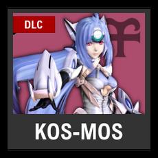 Super Smash Bros. Strife character box - KOS-MOS
