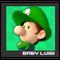 ACL Mario Kart 9 character box - Baby Luigi