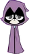 Timid Raven