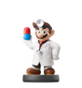 Dr Mario - SSB4 amiibo