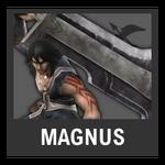 Super Smash Bros. Strife Assist box - Magnus