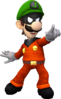 Super Smash Bros. Strife recolour - Luigi 14