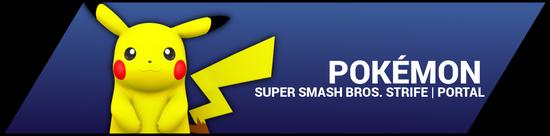 SSBStrife portal image - Pokémon
