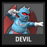 Super Smash Bros. Strife Assist box - Devil