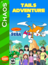 Tails Adventure 2 Box Art 4