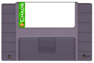Bandai Chaos Cartridge Art Transparent (HQ)