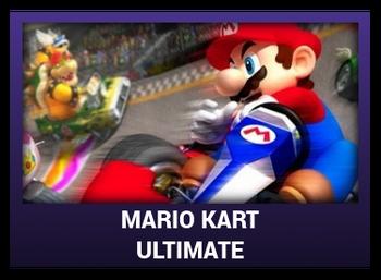 J-Games game box - Mario Kart Ultimate
