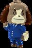 Super Smash Bros. Strife recolour - Isabelle 10