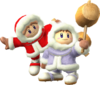Super Smash Bros. Strife recolour - Ice Climbers 5