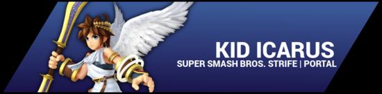 SSBStrife portal image - Kid Icarus