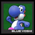 ACL Mario Kart 9 character box - Blue Yoshi