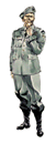 Brawl Sticker Colonel (MGS2 Sons of Liberty)