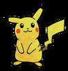 SSB64 Pikachu
