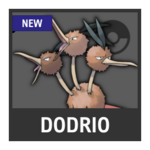 Super Smash Bros. Strife Pokémon box - Dodrio
