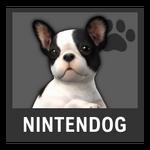 Super Smash Bros. Strife Assist box - Nintendog