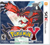 Pokemon Y box art