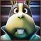 Star Fox 64 3D headshot - Peppy Hare