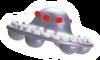 Brawl Sticker Little Saucer (Mother)