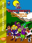 Chuck E Cheese's Adventure in Valley World Box Art 2
