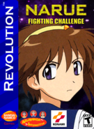 Narue Fighting Challenge Box Art 2