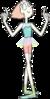 Pearl transparent
