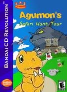 Agumon's Safari Hunt Tour Box Art 2