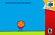 Greeny Phatom The Video Game