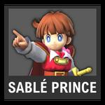 Super Smash Bros. Strife Assist box - Sablé Prince