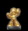 Mega Man - Gold amiibo