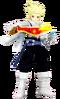 Super Smash Bros. Strife recolour - Lloyd 1