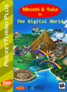 Miruchi and Yuka in The Digital World Box Art 6