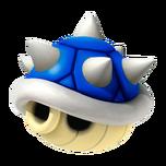 BlueSpikedShell