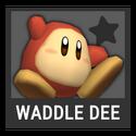 Super Smash Bros. Strife SR enemy box - Waddle Dee