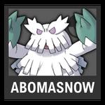 Super Smash Bros. Strife Pokémon box - Abomasnow
