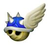 Brawl Sticker Spiny Shell (Mario Kart DD!!)