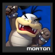 ACL Mario Kart 9 character box - Morton Koopa Jr.