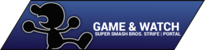 SSBStrife portal image - Game & Watch