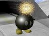 Bob-omb Item SSBM