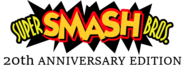 SSB 20 Anniversary Edition logo