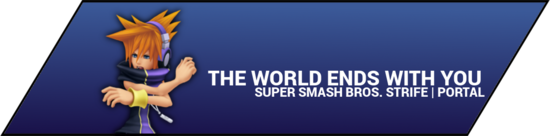 SSBStrife portal image - The World Ends With You