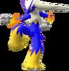 Super Smash Bros. Strife recolour - Blaziken 2