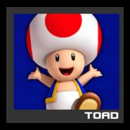 ACL Mario Kart 9 character box - Toad