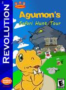 Agumon's Safari Hunt Tour Box Art 1