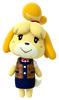 Super Smash Bros. Strife recolour - Isabelle 3