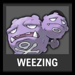 Super Smash Bros. Strife Pokémon box - Weezing