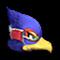 SSBStrife head icon - Falco 0