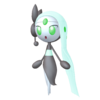 Super Smash Bros. Strife recolour - Meloetta-Aria 2