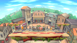 SSB4 Town and City